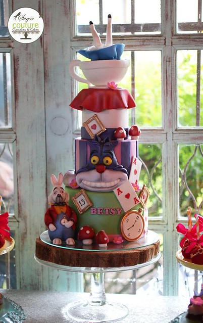 Cake by Sugar Couture Cupcakes and Cakes