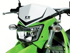 Kawasaki KLX 250 2012 - 10