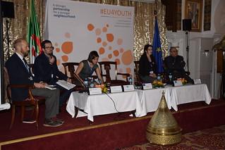 ALGERIA - EU Information Brunch - ALGÉRIE - Brunch d'information sur l'UE - الجزائر-إفطار إعلامي حول الاتحاد الأوروبي