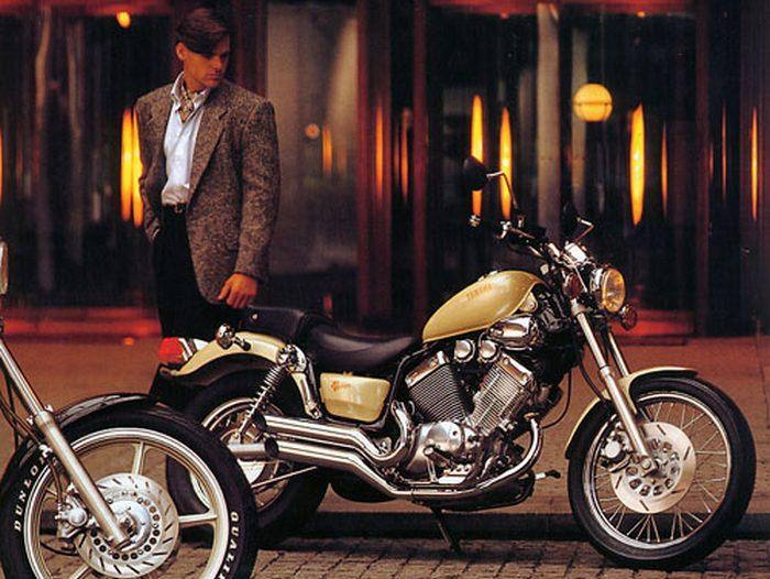 Yamaha 535 VIRAGO 1993 - 3