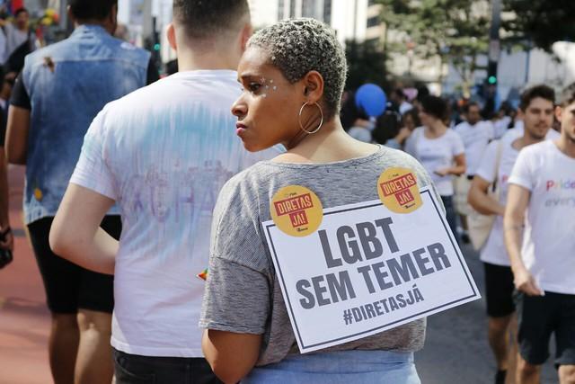 10% dos brasileiros são LGBTI, mas estão sub-representados na política
