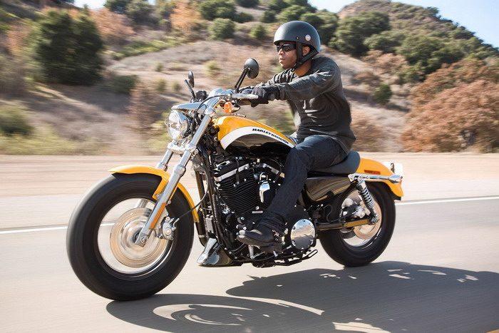 Harley-Davidson XL SPORTSTER 1200 CUSTOM 2017 - 6