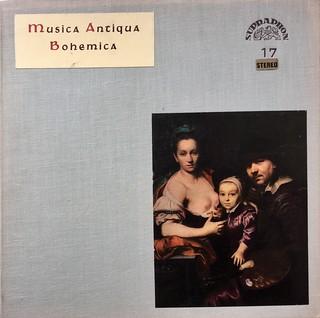 Musica Antigua Bohemia - Supraphon LP