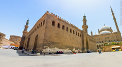 The Great Mosque of Muhammad Ali Pasha (or Alabaster Mosque). Cairo, Egypt.