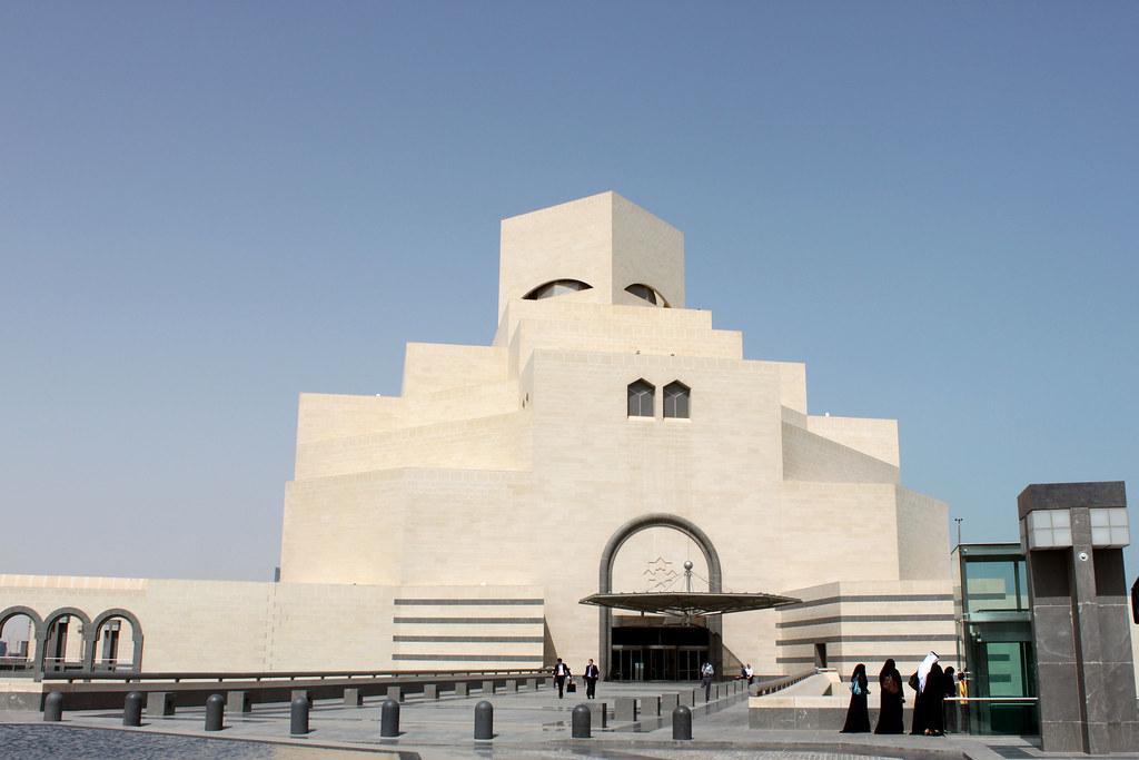 The museum of Islamic Art, Qatar
