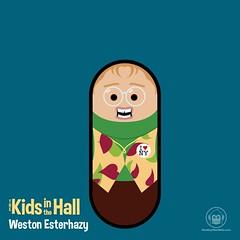 Kids in the Hall: Weston Esterhazy