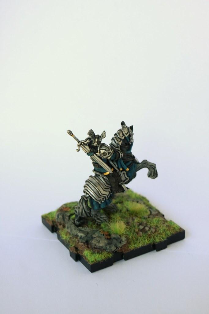 Runewars Miniatures Lord Hawthorne Back