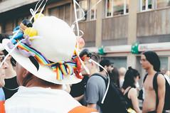 hat | milano pride 2017.