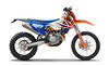miniature KTM 500 EXC-F Six Days 2018 - 2