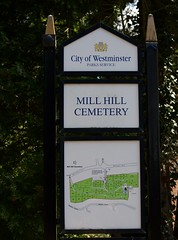 Mill Hill Cemetery