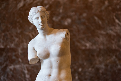 Vénus de Milo at The Louvre