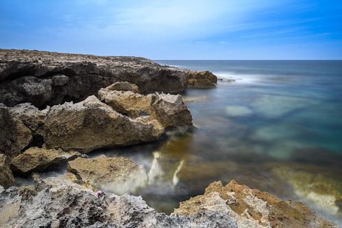 dof rock landscape nature d500 outdoor stones sea longexposure cyprus 2017 ocean published cliff sky clouds water coast 1835mm 1835mmf18