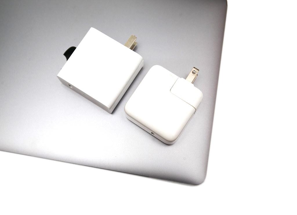Macbook 便宜充電器好選擇!小米 45W USB Type C 充電器便宜又小巧~ @3C 達人廖阿輝