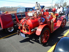 1915 Ford Model T Fire Engine