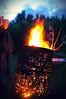 Uppsala Hardcore fire