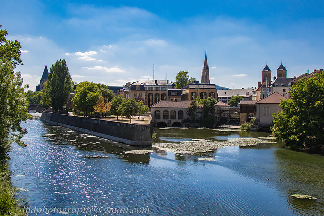 Metz, Moselle, France