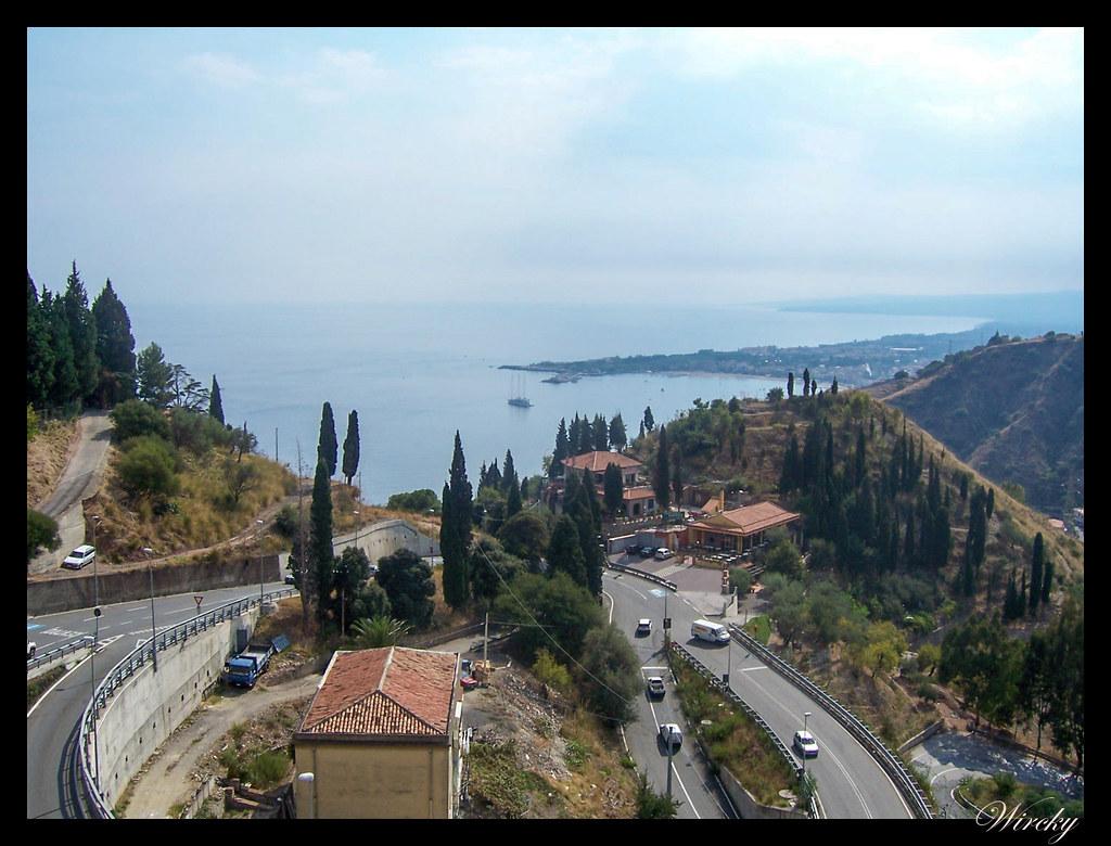 Crucero por el Mediterráneo - Taormina