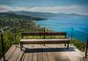 Paradise bench