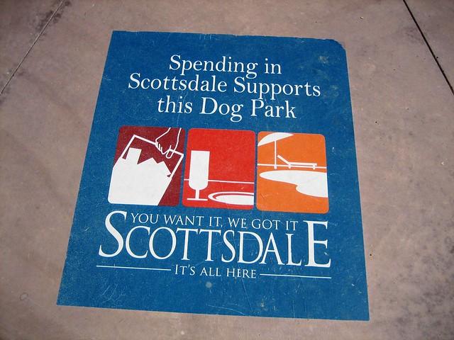 City of Scottsdale, Canon POWERSHOT SD450