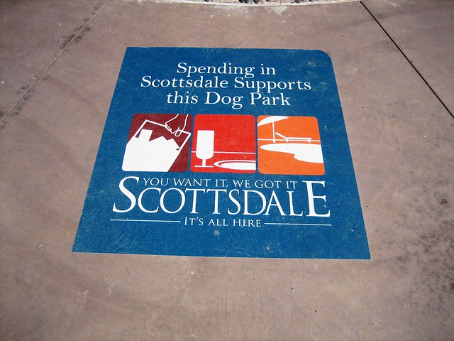 City of Scottsdale, Canon POWERSHOT SD450