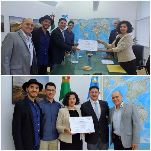 Crean Capítulo Guatemala de la Red Global MX