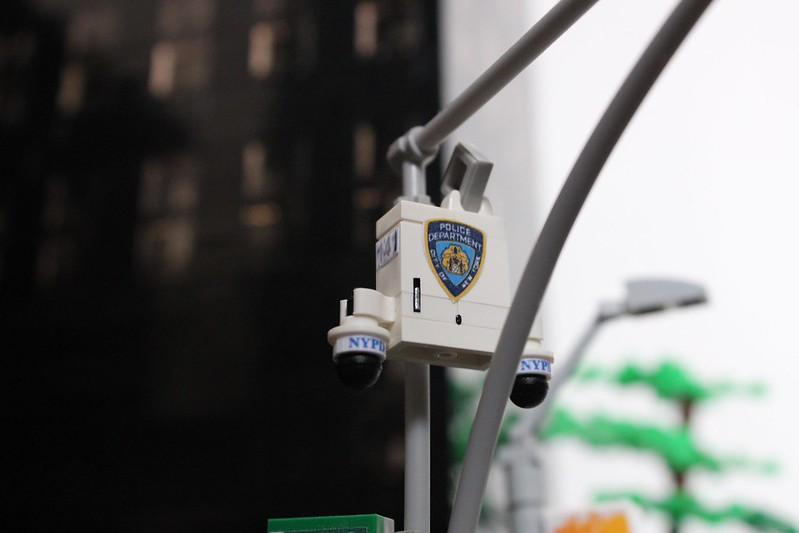 NYPD Security Cameras