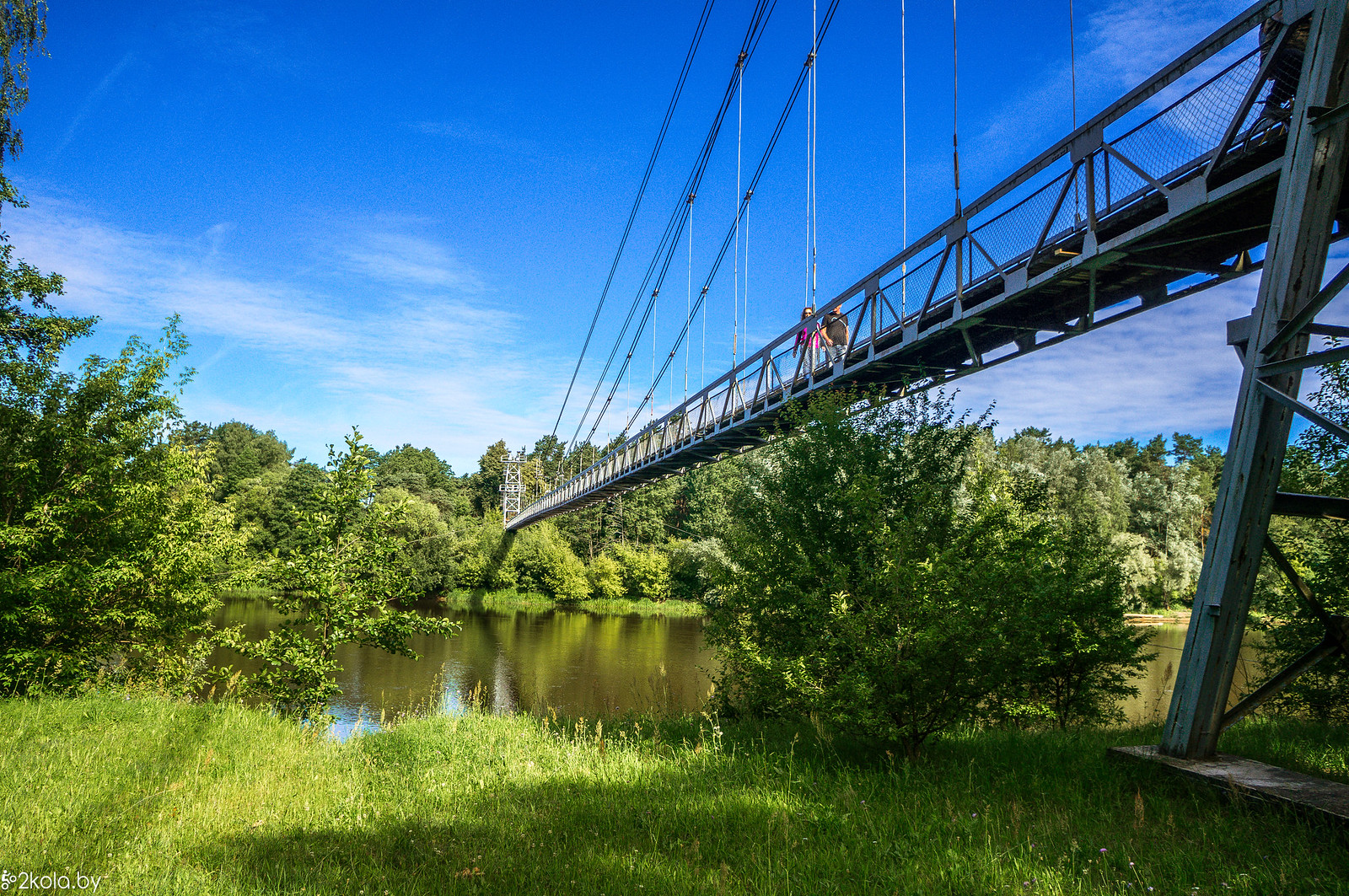 35453795870 584858b095 h - Велопокатушка: Мосты - Гродно