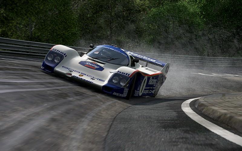 Project CARS 2 - Porsche 962C