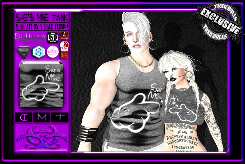 [TD] She's Mine [Tanki] - SecondLifeHub.com