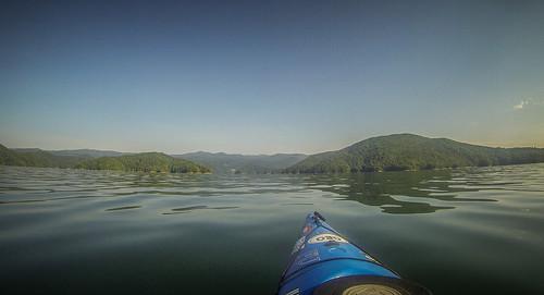 Tuesday at Lake Jocassee-3