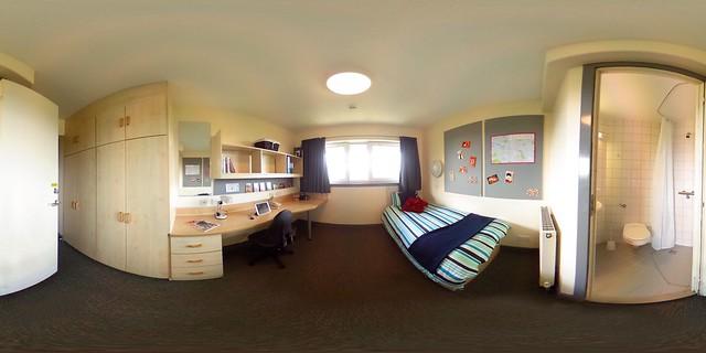Maclay Residences En suite Bedroom