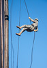 Advanced Camp, 2nd Regiment, Rappel Tower and Confidence Course, June 26