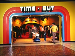 Time Out Arcade - Mall 1981