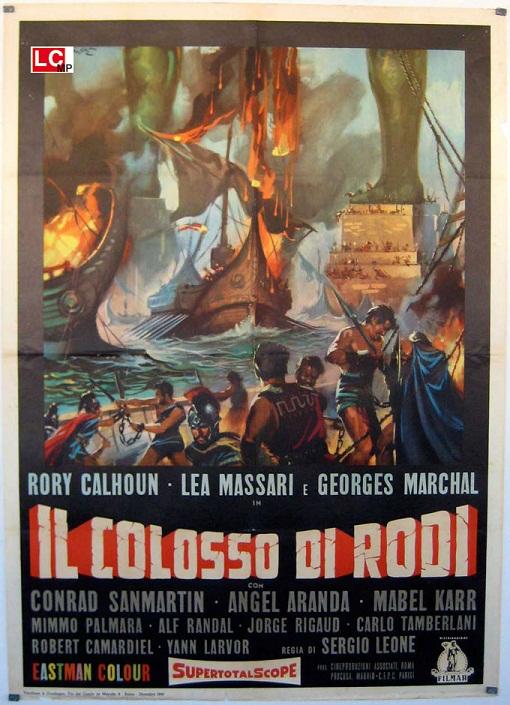 Il Colosso di Rodi - Poster 4