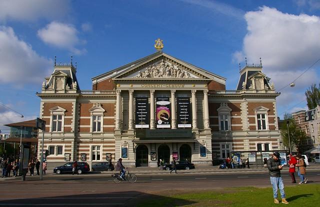 17-274  Concertgebouw, Amsterdam, Pentax K110D, smc PENTAX-DA 18-55mm F3.5-5.6 AL