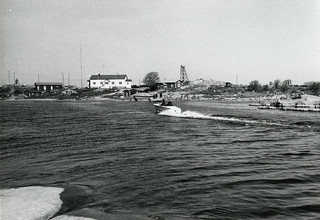 NV 101 eli kantosiipivene Volgan vastaanotto ja testiajo