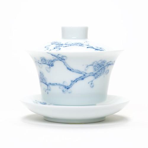 GAIWAN BLUE CHINA CHERRY BLOSSOM