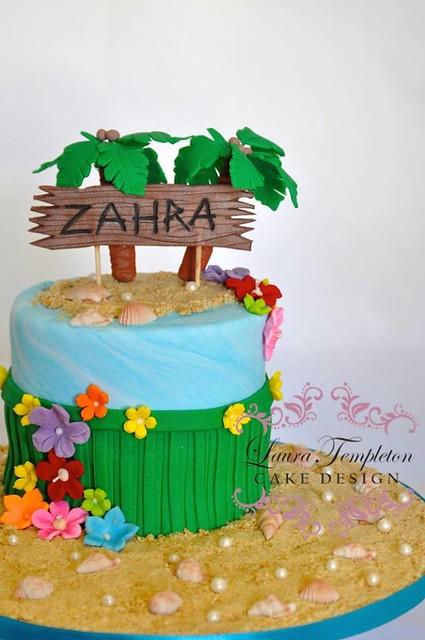 Cake by Laura Templeton Cake Design Pty Ltd