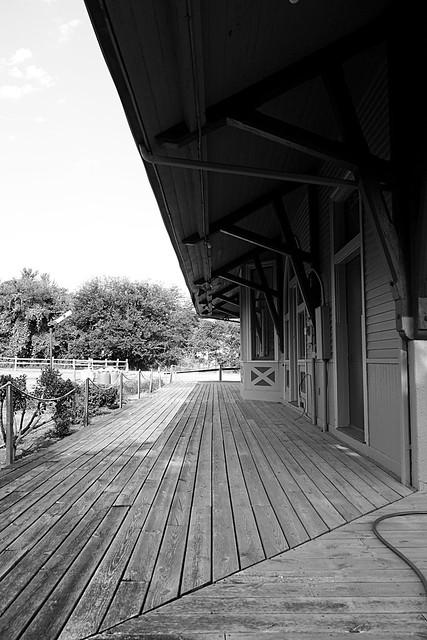 Lake Odessa Depot