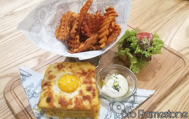 Menu Terbaru di Delicious Cafe, 1  Utama