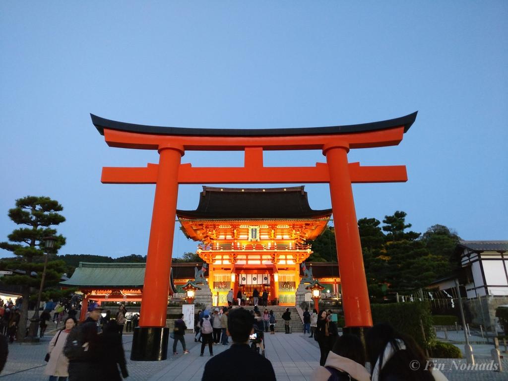 Kyoto inari shrine 2