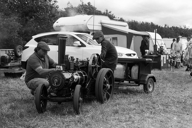 FILM - Sheffield Steam Rally 2017-7