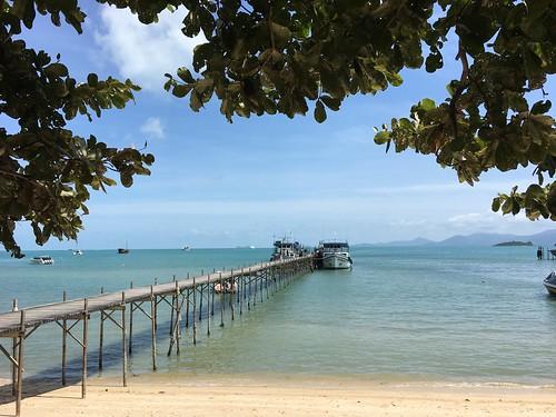 ビッグブッダピア Bigbuddha Pier サムイ島 Koh Samui