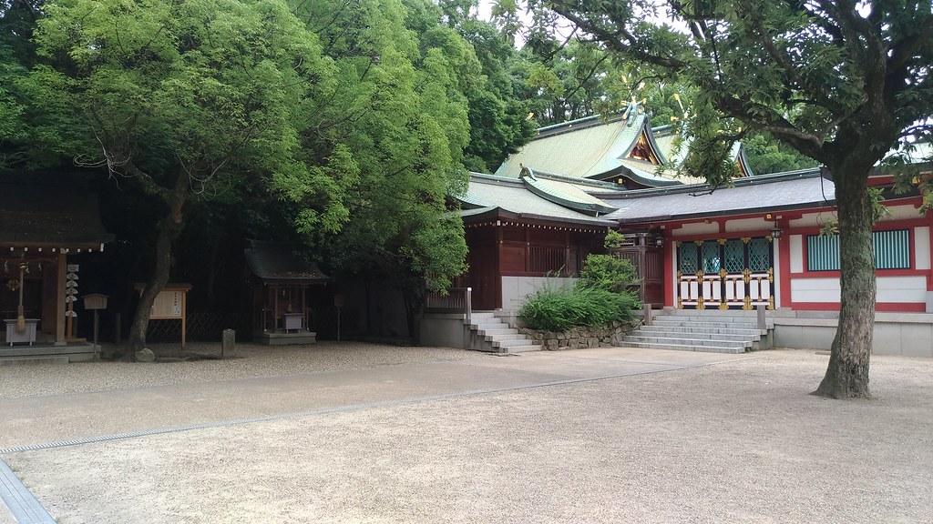西宮神社 境内2