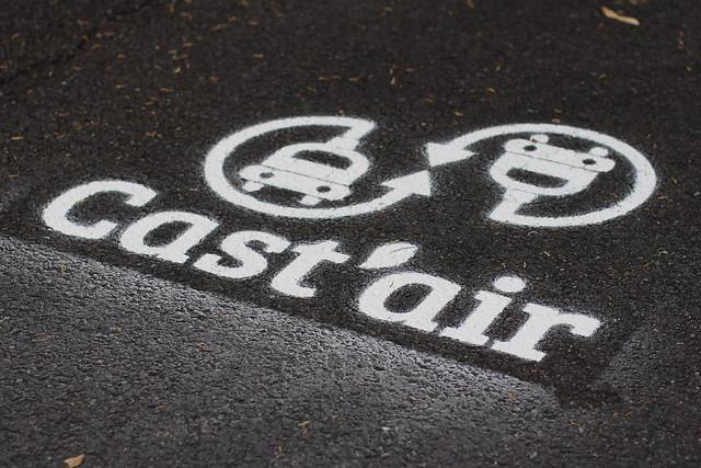 Cast'air, la voiture 100% électrique de Castets