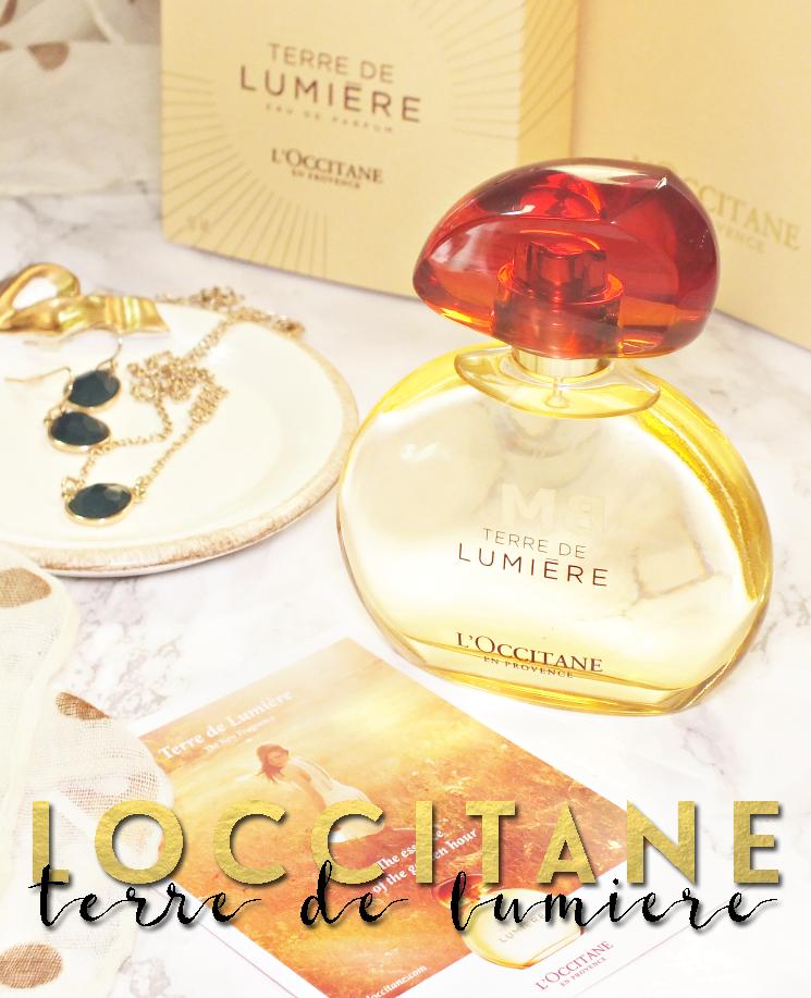 l'occitane terre de lumiere golden hour eau de parfum