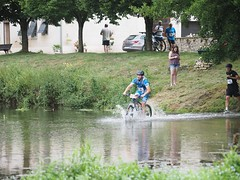Bike and Run de Champlitte 2017 - Photo of Saulles