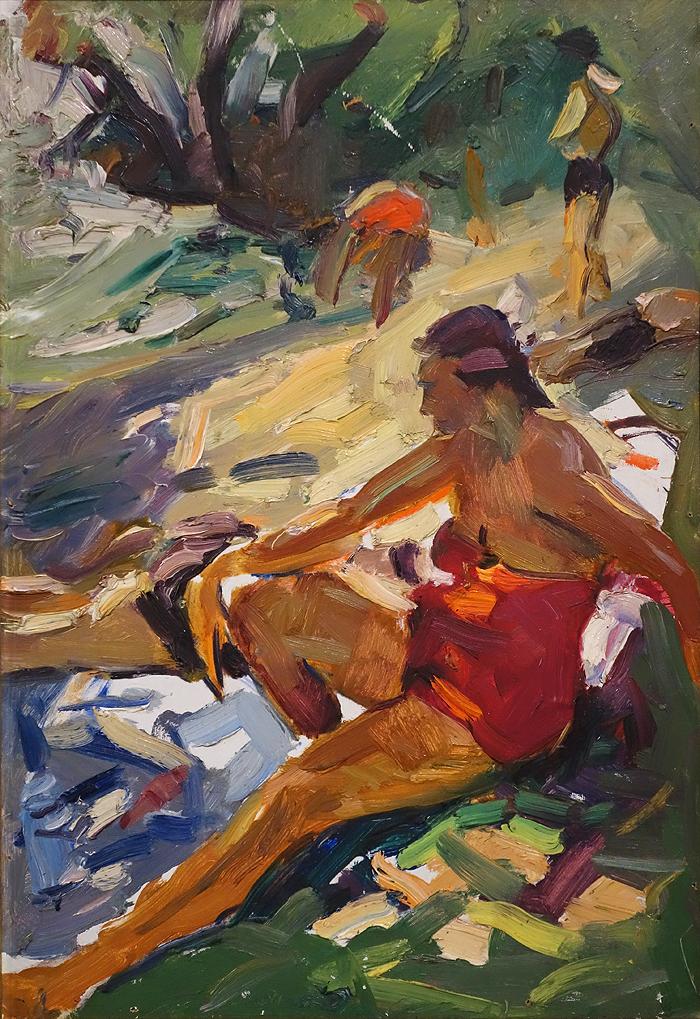 Armenian impressionism_15_Khatlamadjian