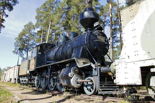 panssarimuseo parola finland armourmuseum armouredtrain panssarijuna tk3 steamlocomotive