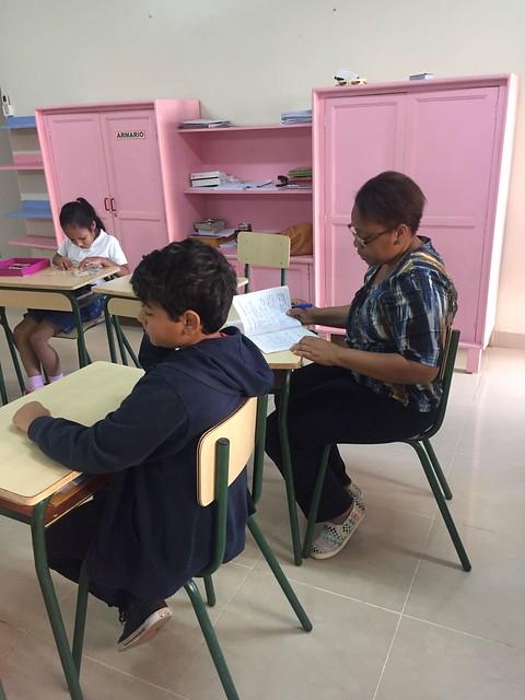 Curso de Recuperación Pedagógica, verano 2017. Colegio Calasanz de Santo Domingo.